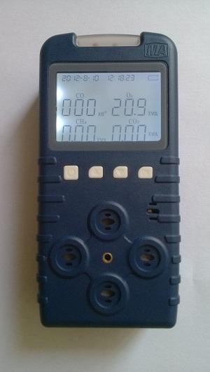 CD4(A)多参数气体测定器