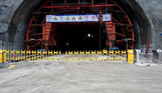 隧道人员定位管理系统