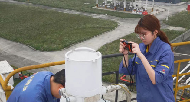 化工危险场所通信安全解决方案