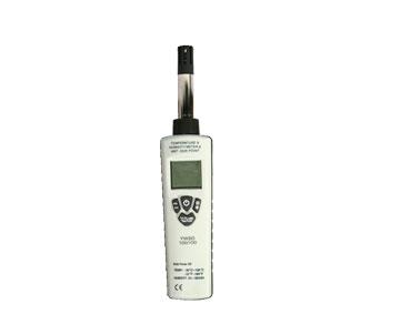 YWSD100/100矿用本安型温湿度检测仪