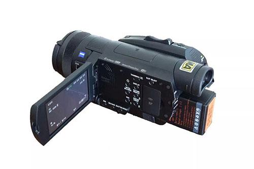 万博manbetx官网手机版摄像机支持WiFi、NFC功能,设备之间无障碍传输数据